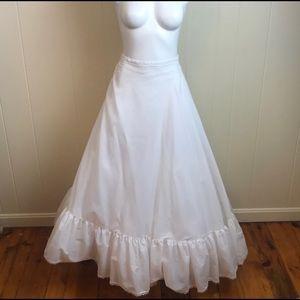 Crinoline Slip Petticoat Wedding Prom Rockabilly